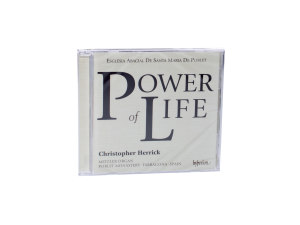 CD ORGUE POWER OF LIFE