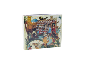 CD ORIENT OCCIDENT (II)